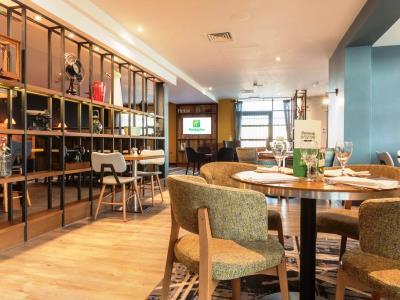 restaurant - hotel holiday inn central park - manchester, united kingdom