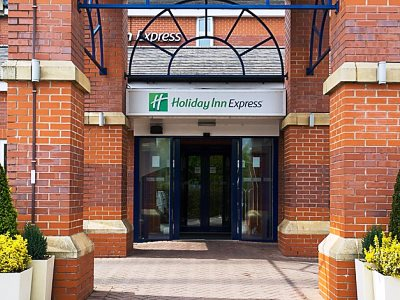 exterior view - hotel holiday inn express manchester east - manchester, united kingdom