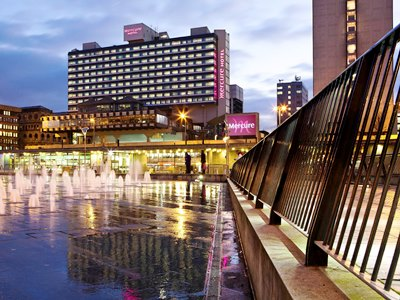 exterior view - hotel mercure manchester piccadilly - manchester, united kingdom