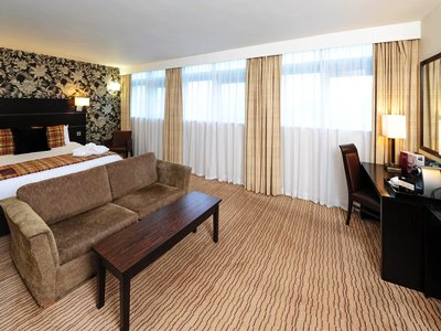 bedroom - hotel mercure manchester piccadilly - manchester, united kingdom