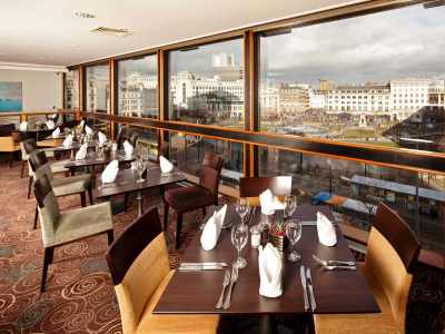 restaurant - hotel mercure manchester piccadilly - manchester, united kingdom