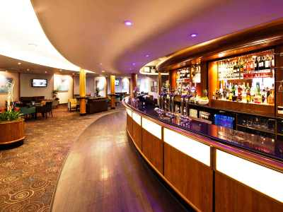 bar - hotel mercure manchester piccadilly - manchester, united kingdom