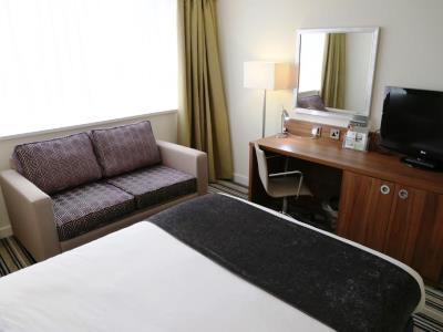 bedroom 5 - hotel holiday inn runcorn - runcorn, united kingdom