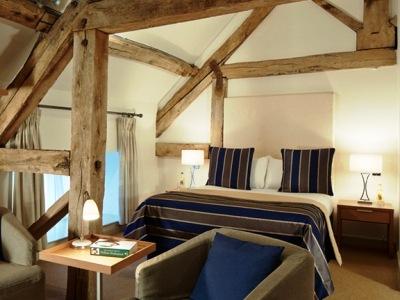bedroom 3 - hotel billesley manor - stratford-upon-avon, united kingdom