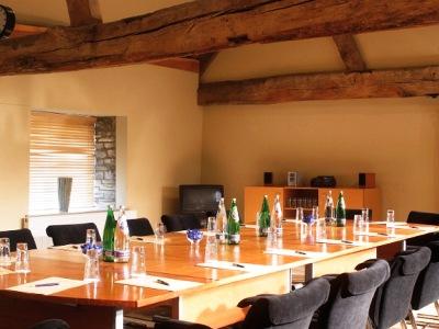 conference room - hotel billesley manor - stratford-upon-avon, united kingdom