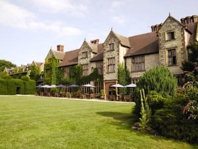 exterior view 1 - hotel billesley manor - stratford-upon-avon, united kingdom