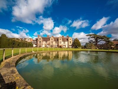exterior view 2 - hotel billesley manor - stratford-upon-avon, united kingdom