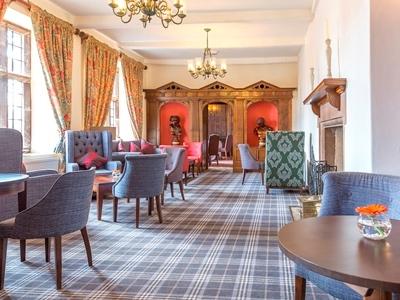 lobby 2 - hotel billesley manor - stratford-upon-avon, united kingdom