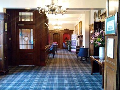 lobby 1 - hotel billesley manor - stratford-upon-avon, united kingdom