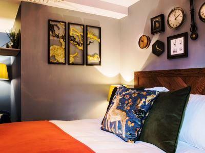 bedroom 3 - hotel indigo stratford upon avon - stratford-upon-avon, united kingdom