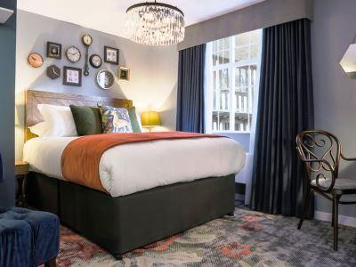 bedroom 5 - hotel indigo stratford upon avon - stratford-upon-avon, united kingdom