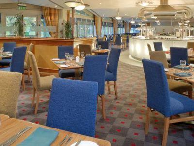 restaurant - hotel crowne plaza stratford upon avon - stratford-upon-avon, united kingdom