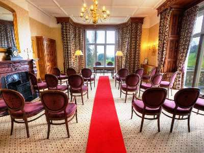 conference room - hotel the welcombe, bw premier collection - stratford-upon-avon, united kingdom