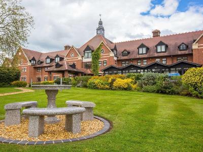 exterior view - hotel doubletree stratford-upon-avon - stratford-upon-avon, united kingdom