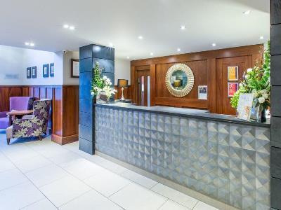 lobby - hotel doubletree stratford-upon-avon - stratford-upon-avon, united kingdom