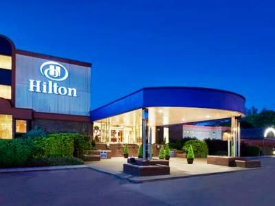 exterior view - hotel hilton watford - watford, united kingdom