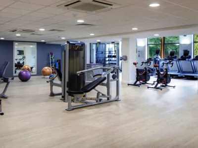 gym - hotel hilton watford - watford, united kingdom