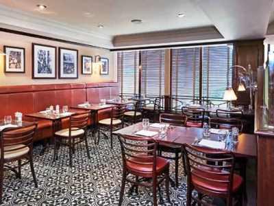 restaurant - hotel hilton watford - watford, united kingdom