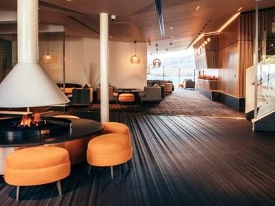 lobby - hotel low wood bay - windermere, united kingdom