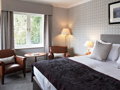 bedroom 1 - hotel low wood bay - windermere, united kingdom