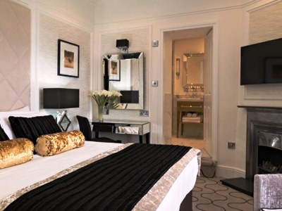 bedroom 2 - hotel low wood bay - windermere, united kingdom