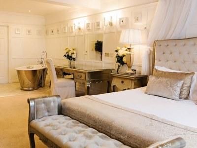 bedroom 2 - hotel wild boar - windermere, united kingdom