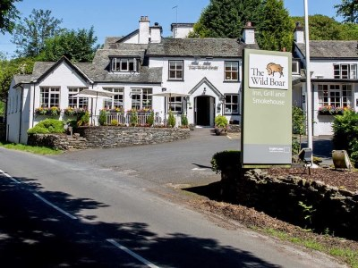 exterior view - hotel wild boar - windermere, united kingdom