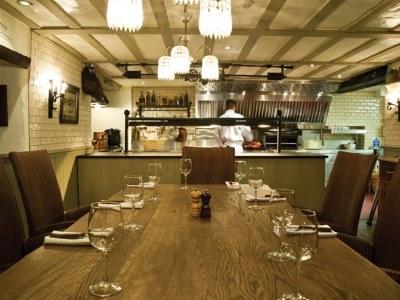 restaurant 1 - hotel wild boar - windermere, united kingdom