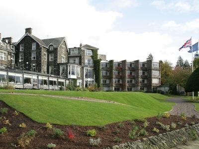 麥克唐納德老英格蘭溫泉酒店