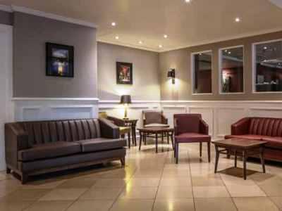lobby 1 - hotel hilton york - york, united kingdom