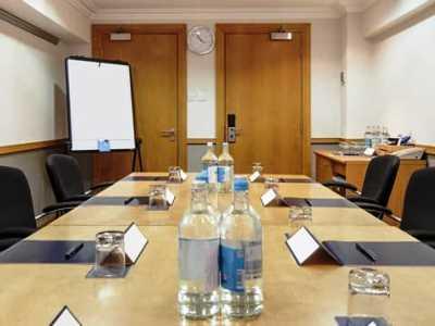 conference room - hotel hilton york - york, united kingdom