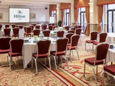 conference room 1 - hotel hilton york - york, united kingdom