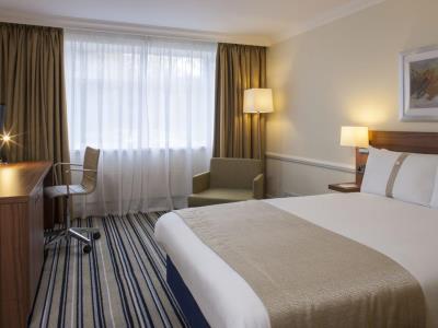 bedroom 1 - hotel holiday inn york - york, united kingdom