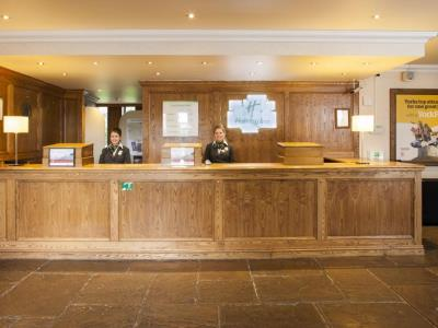 lobby - hotel holiday inn york - york, united kingdom