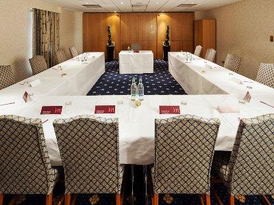 conference room 1 - hotel mercure york fairfield manor - york, united kingdom