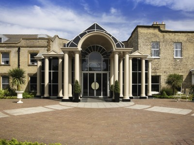 exterior view - hotel mercure york fairfield manor - york, united kingdom