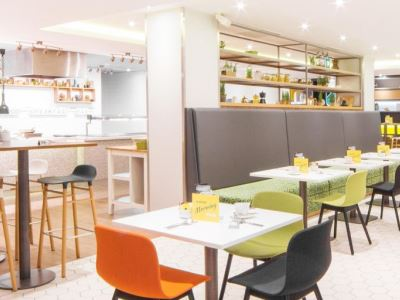 restaurant - hotel holiday inn gatwick airport - gatwick airport, united kingdom
