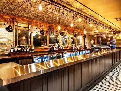 bar - hotel holiday inn london-heathrow m4 jct 4 - heathrow airport, united kingdom