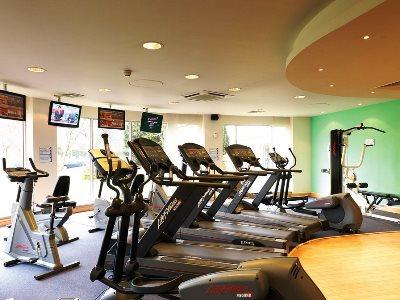 gym - hotel holiday inn london-heathrow m4 jct 4 - heathrow airport, united kingdom