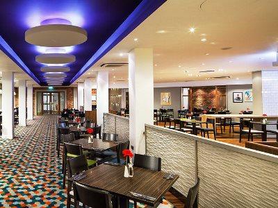 restaurant - hotel holiday inn london-heathrow m4 jct 4 - heathrow airport, united kingdom