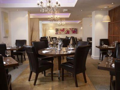 restaurant - hotel waterhead inn - ambleside, united kingdom