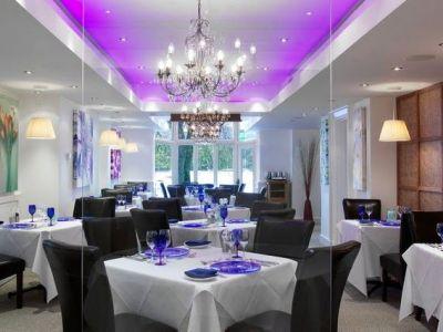 restaurant 1 - hotel waterhead inn - ambleside, united kingdom