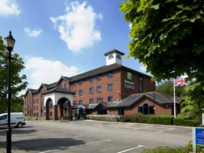 Holiday Inn Express Stafford M6, Jct 13