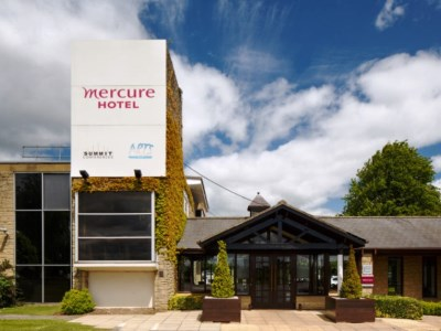 exterior view - hotel mercure wetherby - wetherby, united kingdom