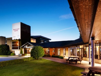 exterior view 1 - hotel mercure wetherby - wetherby, united kingdom