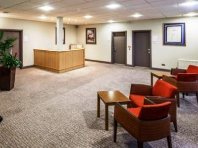 lobby - hotel mercure wetherby - wetherby, united kingdom