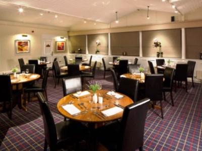 restaurant - hotel mercure wetherby - wetherby, united kingdom