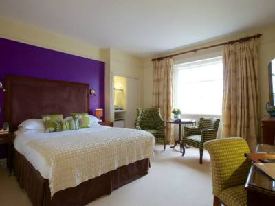 bedroom - hotel cotswold house - chipping campden, united kingdom