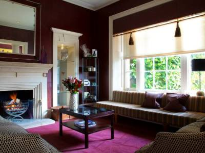 lobby - hotel cotswold house - chipping campden, united kingdom