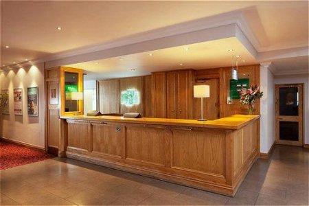 lobby - hotel holiday inn stoke on trent m6 j15 - newcastle u lyme, united kingdom